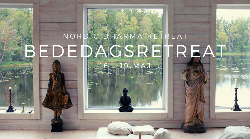 Bededagsretreat maj 2019