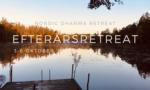 3 dages Silent retreat i Sverige. Nordic Dharma, København.