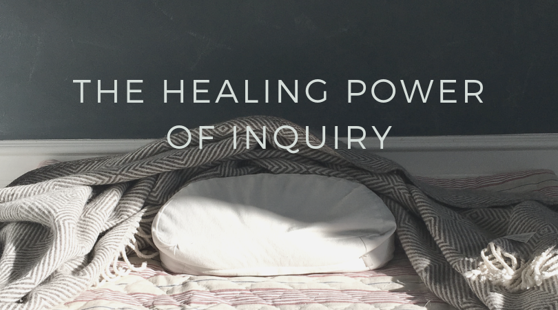 The Inquiry process from an embodied perspective