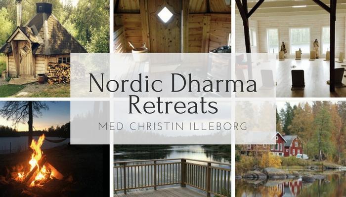 Nordic Dharma Efterårsretreat 13-16 september