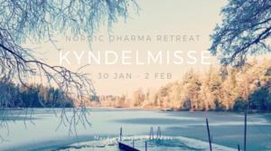 Silent meditationsretreat Nordic Dharma Christin Illeborg