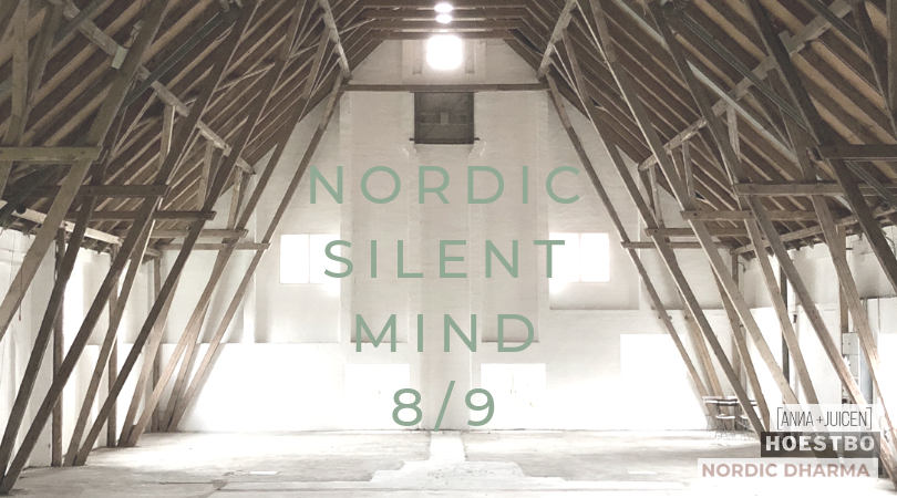 Nordic Silent Mind – en retreatdag i stilhed