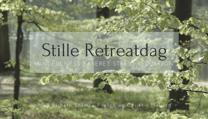 Stille Retreatdag med Lisbeth og Christin