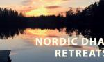 Nordic Dharma Retreats 2018