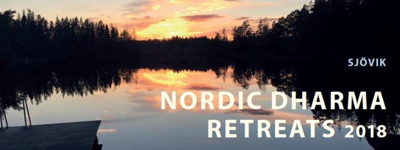Nordic Dharma Åbningsretreat 1-5 juni