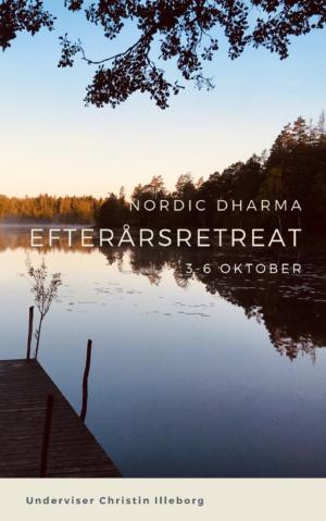 Nordic Dharma efterårsretreat